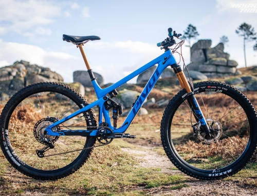 The new Pivot Switchblade 29″ presented at In Nature Trails